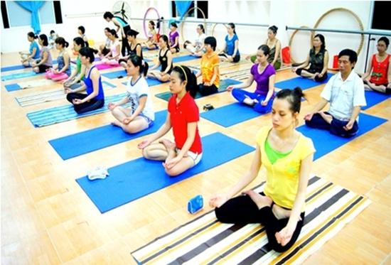 Sở hữu ngay Phiếu học Yoga (12 buổi) hoặc Thể dục thẩm mỹ (24 buổi) tại CLB Thể Dục Kim Dung để nâng cao sức khỏe chỉ với 75.000đ