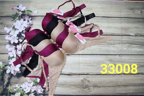 Áo Ngực Đệm Dày 33008 Made in Thai