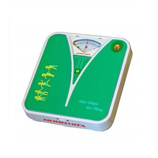 Cân sức khỏe 120 kg Nhơn Hòa Mishop NHHS-120-K7 (Xanh)