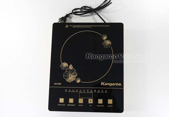Bếp hồng ngoại đơn Kangaroo KG368i