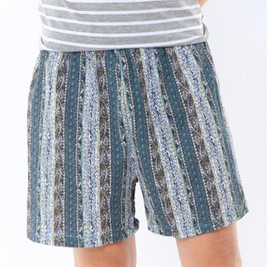 Quần đùi cotton thoáng mát cho nam(2 quần)