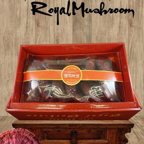 Nấm linh chi đỏ Hàn Quốc hiệu ROYAL MUSHROOM
