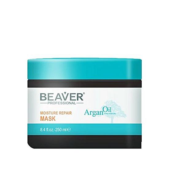 Mặt nạ dưỡng ẩm phục hồi tóc Beaver Argan Oil Moisture Repair Mask 250ml