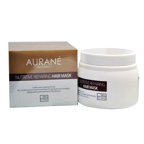 Mặt nạ hấp phục hồi AURANE 500ml( Nutritive Reparing Hair Mask)
