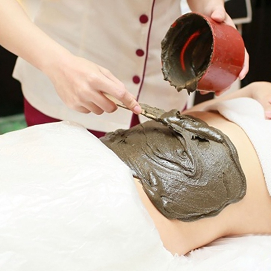 Cực HOT giảm béo hoả liệu bùn cứu dưỡng sinh Japan Thủy Nguyễn Spa