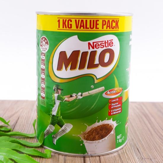 Sữa Nestle Milo nhập khẩu Úc hộp 1kg