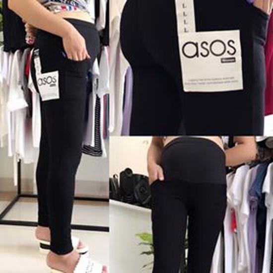 Quần bầu legging ASOS