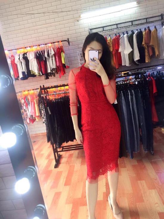 váy ren body cao cấp
