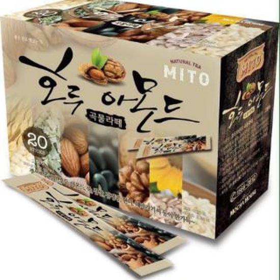 Ngũ cốc hạt MITO hộp 20 gói