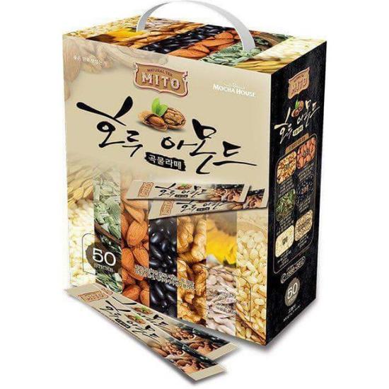 gũ cốc hạt MITO hộp 50 gói