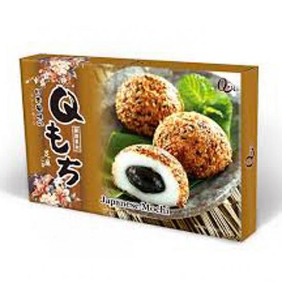 Bánh Mochi Qidea Mè Đen 210g