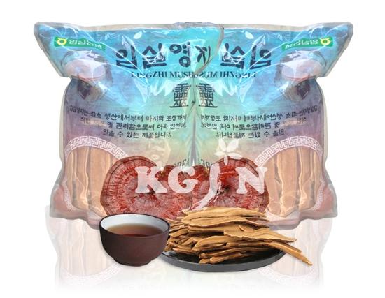 Nấm linh chi thái lát Hàn Quốc loại 1