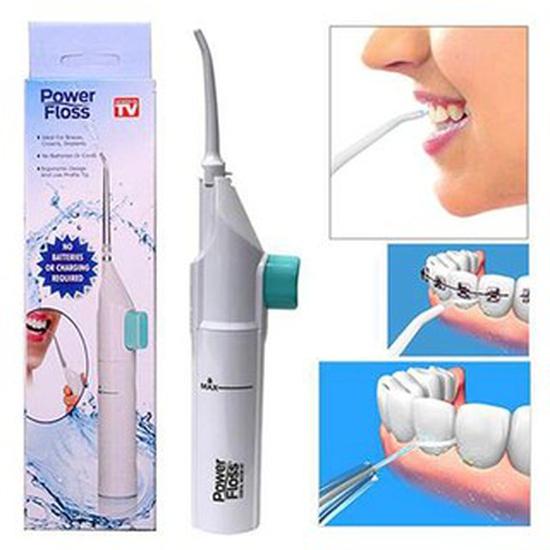 Dụng cụ xịt, rửa răng thông minh tiện lợi