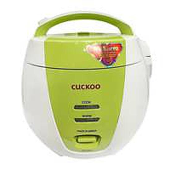 Nồi cơm điện Cuckoo CR-0661 1L 500W (Xanh)