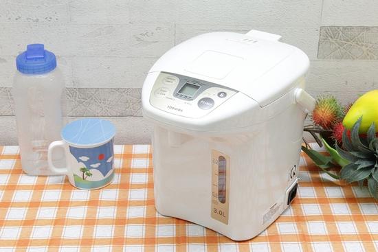 Bình Thủy Điện Toshiba PLK-30FL (WT) 3L
