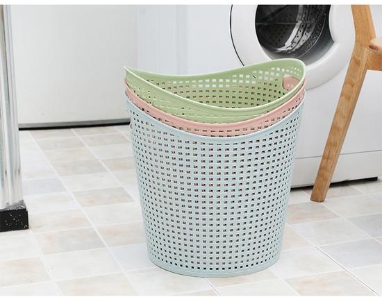 Giỏ đựng đồ giặt Homestar 38*38*30cm