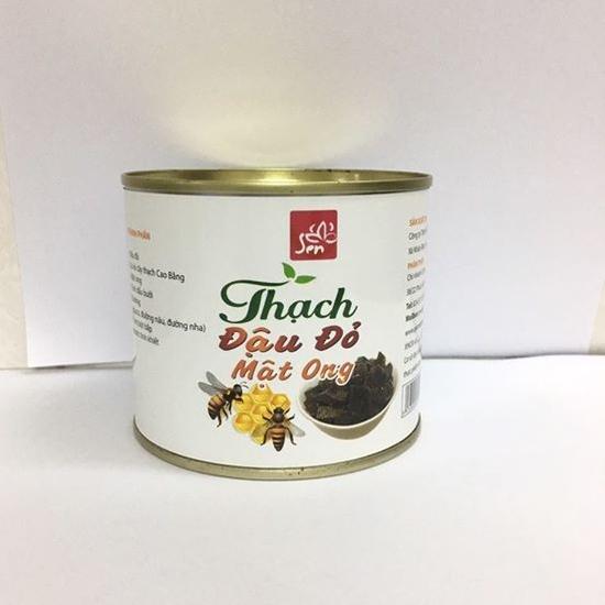 Thạch đậu đỏ mật ong 400 gr  Sejong
