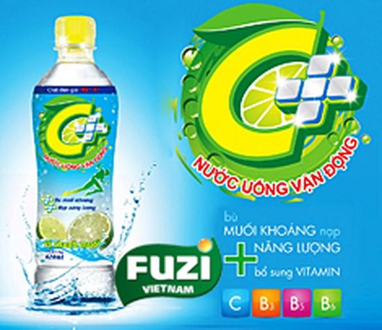 1 Thùng nước chanh muối 345ml ( 24 chai)
