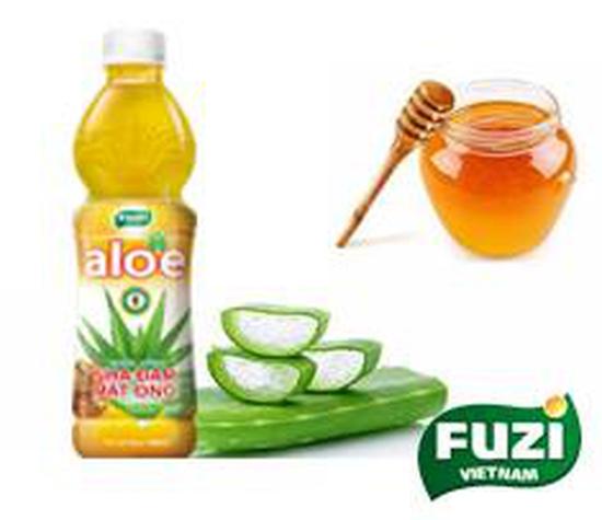 1 thùng nước nha đam mật ong 430ml ( 24 chai)