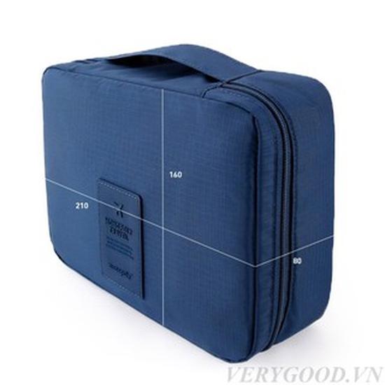 Túi du lịch đựng đồ cá nhân Monopoly dành cho Nam VRG007926