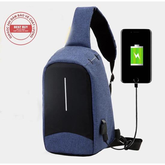 Túi đeo chéo, ba lô chống trộm cao cấp Hàn Quốc GG Design