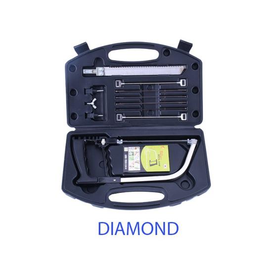 BỘ CƯA CẦM TAY DIAMOND PLATINUM SAW 12 MÓN CƯA MỌI CHẤT LIỆU