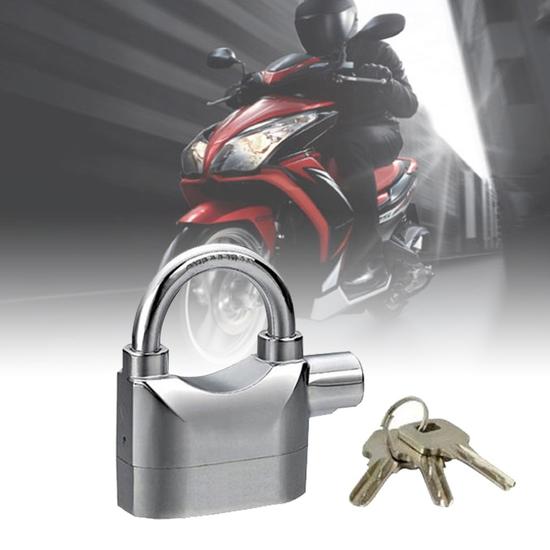 Ổ khóa chống trộm Alarm Lock có còi báo động