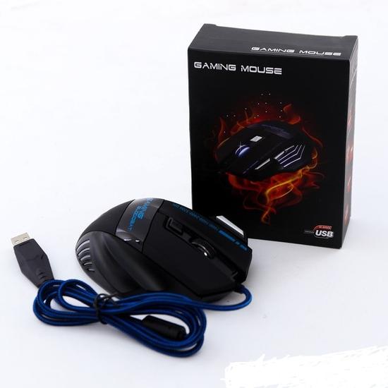 Chuột Gameming Mouse  Blooobat 7 dành cho Game thủ và đồ họa