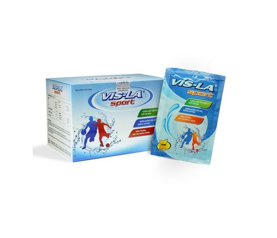 TPCN Bổ sung nước, điện giải, vitamin VIS-LA SPORT