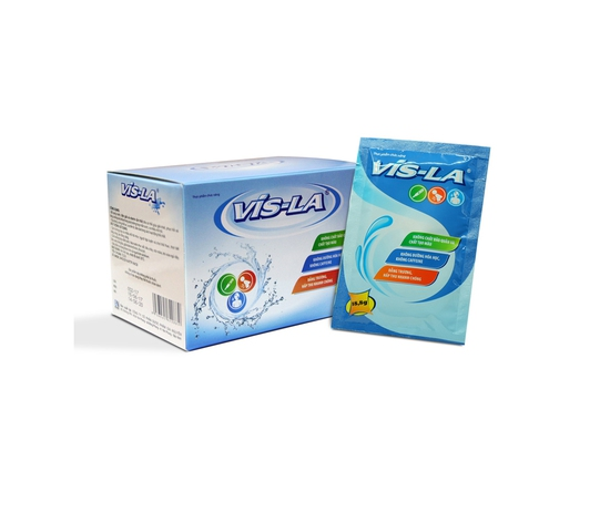 TPCN Bổ sung nước, điện giải, vitamin VIS-LA