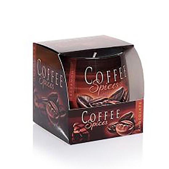 Nến thơm Bartek khử mùi Hương Cafe