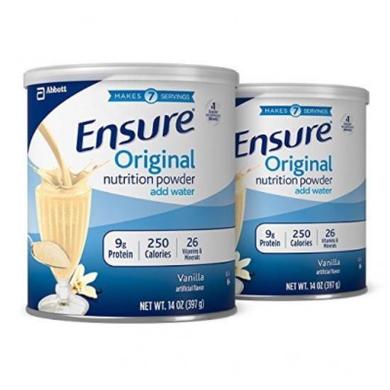 Sữa Bột Ensure 397g/Hộp Mỹ Sale 1/6-30/6