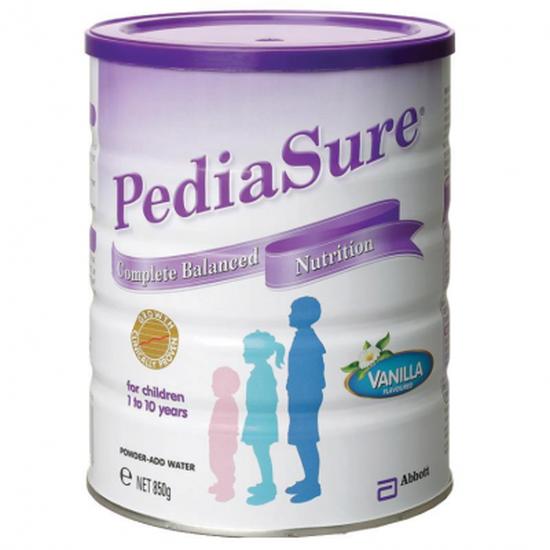 Sữa Bột PediaSure 850g Úc. KM 795k + Tặng Áo