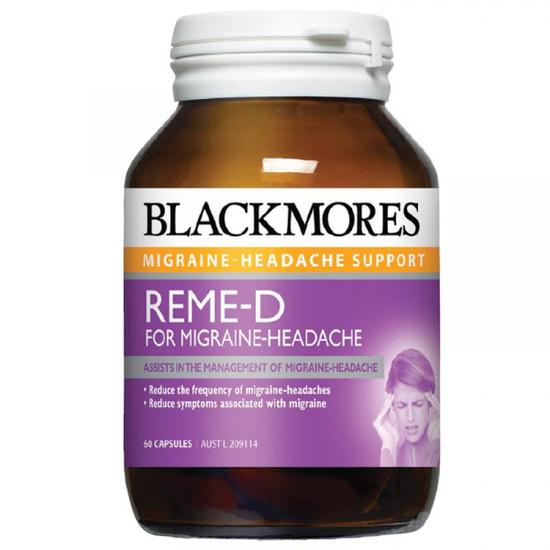 Blackmores Reme- D