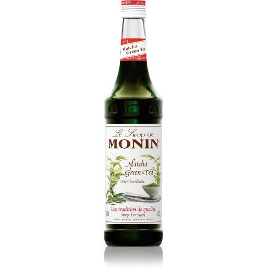 Siro Trà Xanh (Matcha Green Tea) hiệu Monin-chai 700ml
