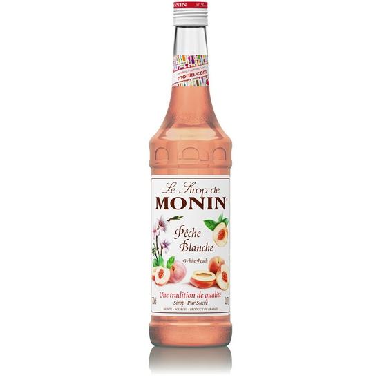 Siro đào trắng (White Peach) hiệu Monin 700ml