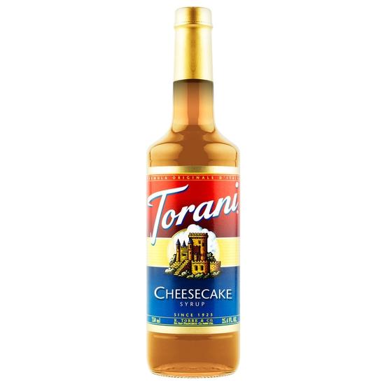 Torani Cheese Cake Syrup 750ml – Siro Bánh Phomai