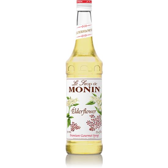 Sirô hoa cơm cháy (Elder flower) hiệu Monin-chai 700ml