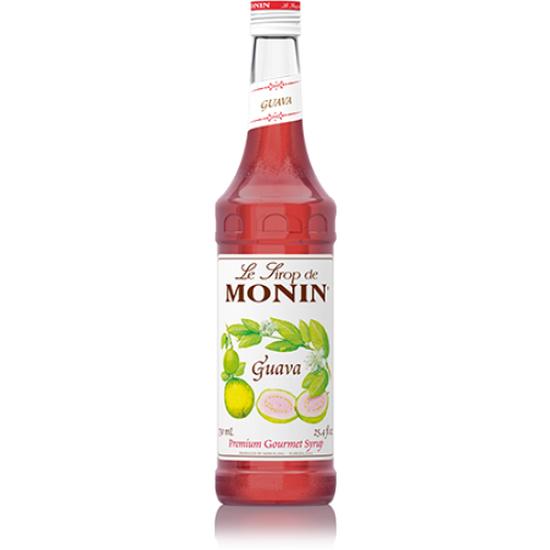 Sirô ổi đào (Guava) hiệu Monin-chai 700ml