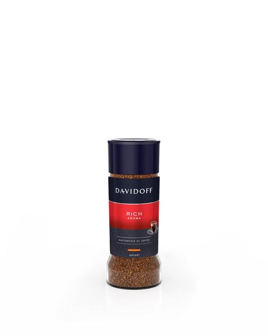 Cà phê hòa tan Davidoff - Rich Aroma 100G