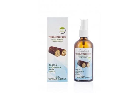Tinh dầu xịt phòng trầm hương 100ml