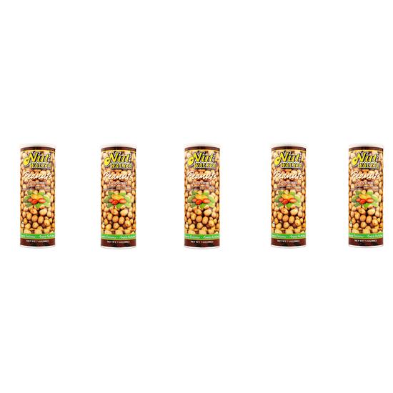 COMBO 5 HỘP Lạc rang vị sữa dừa Nut Walker