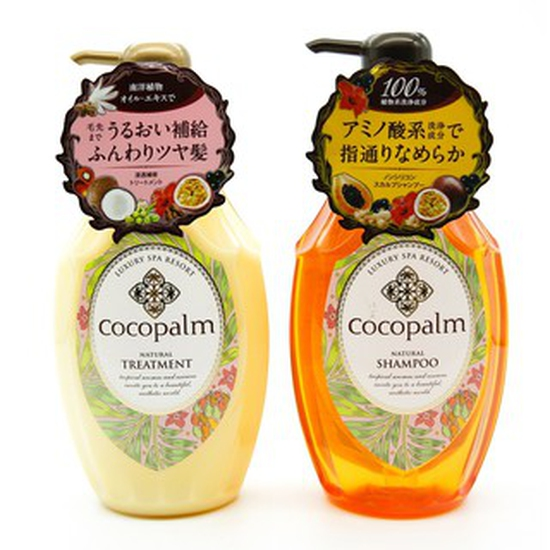Dầu gội/xả Cocopalm