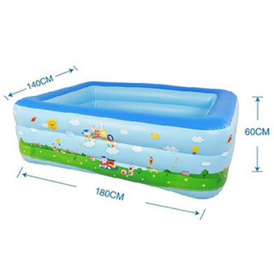 Bể bơi cho bé 180cm