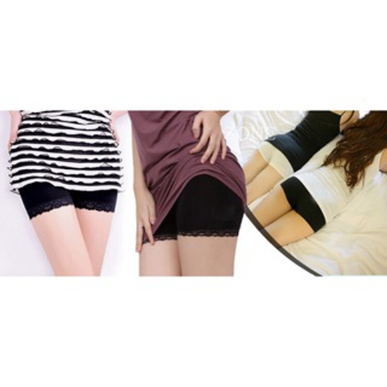 Combo 2 quần trong váy cotton
