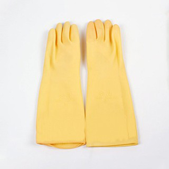 Đôi găng tay cao su vệ sinh rửa chén bát