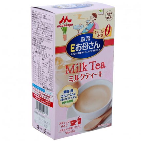 sữa bầu morigana vị trà sữa