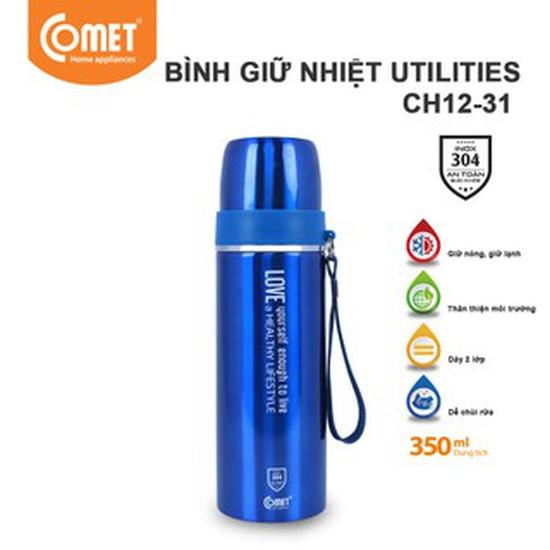Bình giữ nhiệt Comet Utilities CH12-31 350ml