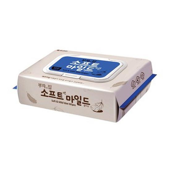 Giấy ướt Boojajip cao cấp Hàn quốc