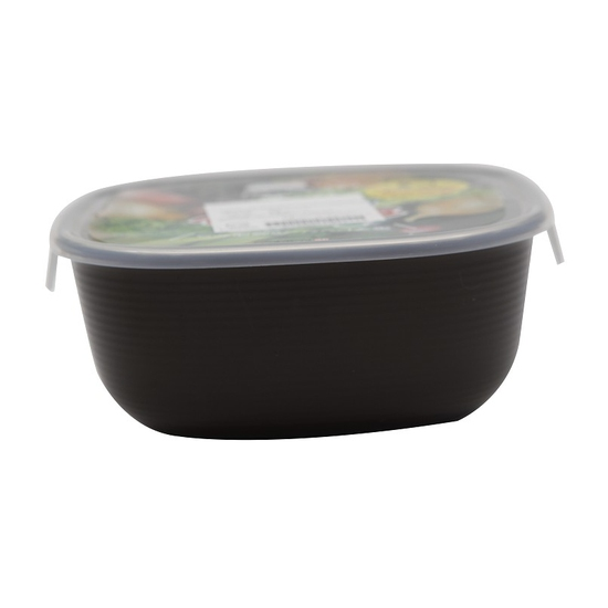 Nakaya- Hũ nhựa dùng trong lò vi sóng 410ml